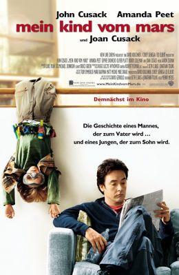 """Постер к фильму """"Дитя с Марса"""" /Martian Child/ (2007)"""