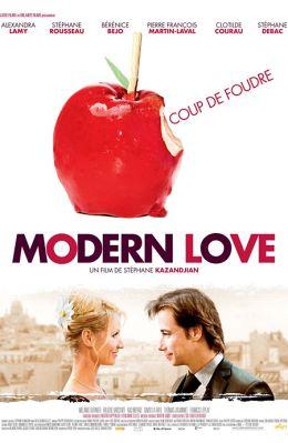 """Постер к фильму """"Реальная любовь 2"""" /Modern Love/ (2008)"""