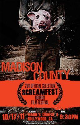 """Постер к фильму """"Madison County"""" /Madison County/ (2011)"""