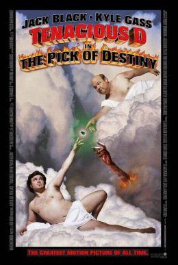 """Постер к фильму """"Выбор судьбы"""" /Tenacious D in The Pick of Destiny/ (2006)"""