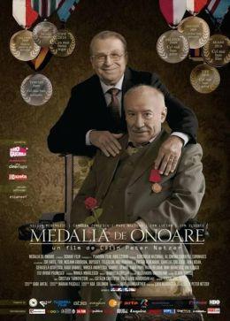 """Постер к фильму """"Медаль за отвагу"""" /Medalia de onoare/ (2009)"""