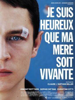 """Постер к фильму """"Я счастлив, что моя мать жива"""" /Je suis heureux que ma mere soit vivante/ (2009)"""