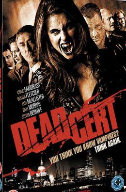 """Постер к фильму """"Мертвый свидетель"""" /Dead Cert/ (2010)"""