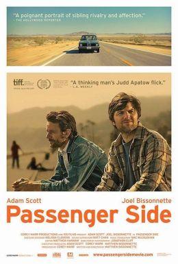 "Постер к фильму ""Место пассажира"" /Passenger Side/ (2009)"