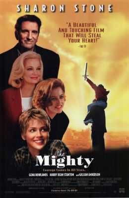 """Постер к фильму """"Великан"""" /The Mighty/ (1998)"""