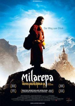 """Постер к фильму """"Миларепа: Маг, убийца, святой"""" /Milarepa/ (2006)"""