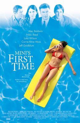 """Постер к фильму """"У Мини это в первый раз"""" /Mini's First Time/ (2006)"""