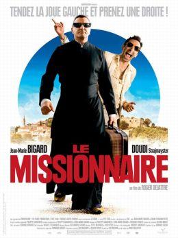 """Постер к фильму """"Миссионер"""" /Le missionnaire/ (2009)"""