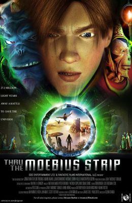 """Постер к фильму """"Звездная битва: сквозь пространство и время"""" /Thru the Moebius Strip/ (2005)"""