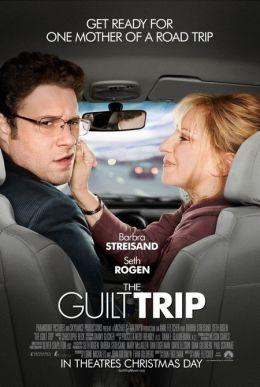 """Постер к фильму """"Проклятие моей мамочки"""" /The Guilt Trip/ (2012)"""