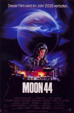 "Постер к фильму ""Луна 44"" /Moon 44/ (1990)"