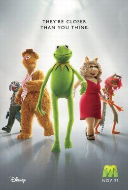 """Постер к фильму """"Маппеты"""" /The Muppets/ (2011)"""