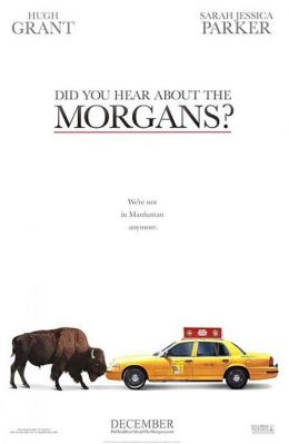 "Постер к фильму ""Супруги Морган в бегах"" /Did You Hear About the Morgans?/ (2009)"