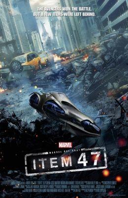 """Постер к фильму """"Образец 47"""" /Marvel One-Shot: Item 47/ (2012)"""