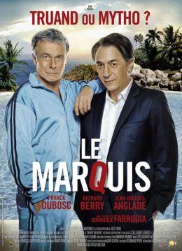 """Постер к фильму """"Маркиз"""" /Le marquis/ (2011)"""