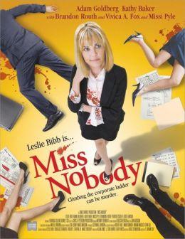 """Постер к фильму """"Мисс Никто"""" /Miss Nobody/ (2010)"""