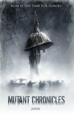 """Постер к фильму """"Хроники мутантов"""" /Mutant Chronicles/ (2008)"""