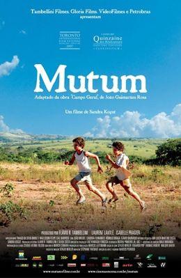 """Постер к фильму """"Немой"""" /Mutum/ (2007)"""