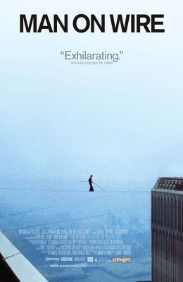 "Постер к фильму ""Канатоходец"" /Man on Wire/ (2008)"