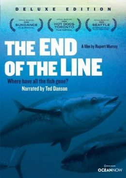 """Постер к фильму """"На конце удочки"""" /The End of the Line/ (2009)"""