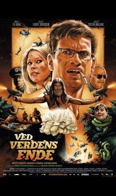 """Постер к фильму """"На краю света"""" /Ved verdens ende/ (2009)"""