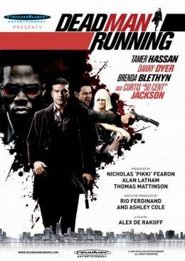 """Постер к фильму """"Наперегонки со смертью"""" /Dead Man Running/ (2009)"""