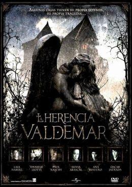 """Постер к фильму """"Наследие Вальдемара"""" /La herencia Valdemar/ (2010)"""