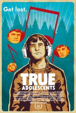 """Постер к фильму """"Настоящие юноши"""" /True Adolescents/ (2009)"""