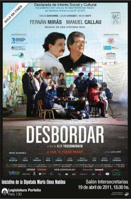 """Постер к фильму """"Наводнение"""" /Desbordar/ (2010)"""
