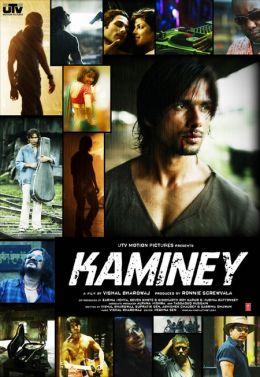 "Постер к фильму ""Негодяи"" /Kaminey/ (2009)"