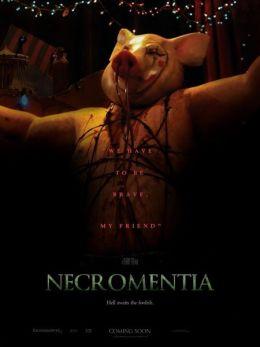 """Постер к фильму """"Некромантия"""" /Necromentia/ (2009)"""