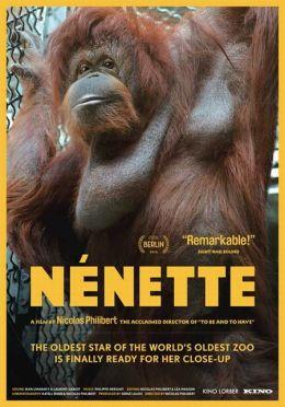"Постер к фильму ""Ненетт"" /Nenette/ (2010)"