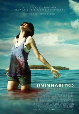 """Постер к фильму """"Необитаемый"""" /Uninhabited/ (2010)"""