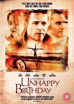 """Постер к фильму """"Несчастный день рождения"""" /Unhappy Birthday/ (2010)"""