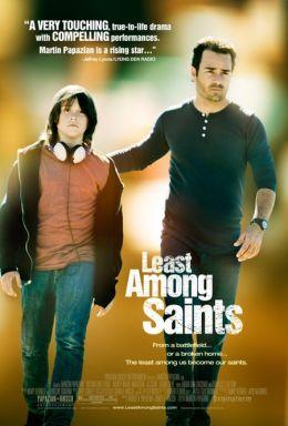 """Постер к фильму """"Не святой"""" /Least Among Saints/ (2012)"""