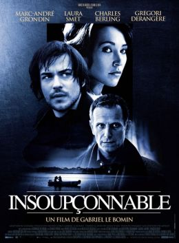 """Постер к фильму """"Не вызывающий подозрений"""" /Insoupconnable/ (2010)"""