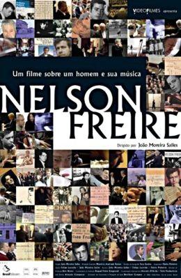 "Постер к фильму ""Нельсон Фрейре"" /Nelson Freire/ (2003)"