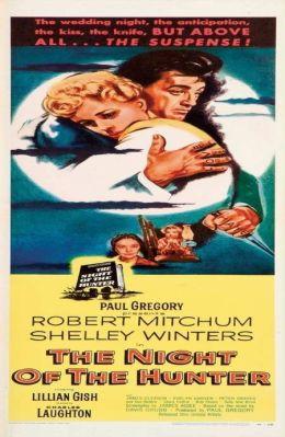 "Постер к фильму ""Ночь охотника"" /The Night of the Hunter/ (1955)"