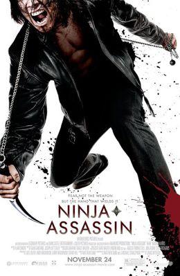 """Постер к фильму """"Ниндзя-убийца"""" /Ninja Assassin/ (2009)"""