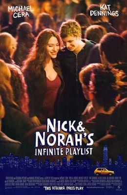 "Постер к фильму ""Будь моим парнем на 5 минут"" /Nick and Norah's Infinite Playlist/ (2008)"