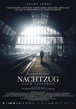 """Постер к фильму """"Ночной поезд до Лиссабона"""" /Night Train to Lisbon/ (2013)"""