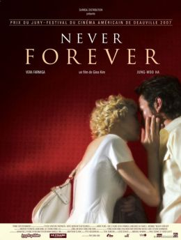 """Постер к фильму """"Никогда-навсегда"""" /Never Forever/ (2007)"""