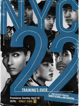 """Постер к фильму """"Нью-Йорк 22"""" /NYC 22/ (2012)"""