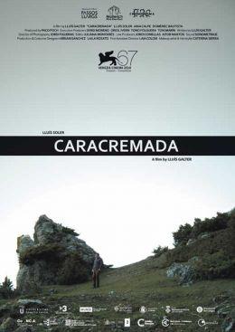 """Постер к фильму """"Обожженное лицо"""" /Caracremada/ (2010)"""