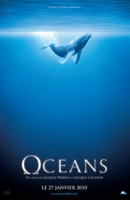"""Постер к фильму """"Океаны"""" /Oceans/ (2010)"""