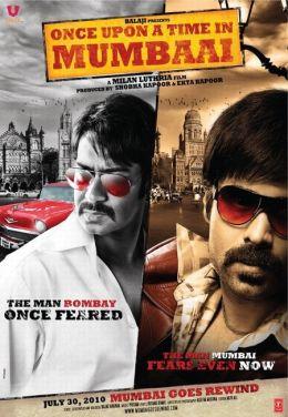 "Постер к фильму ""Однажды в Мумбаи"" /Once Upon a Time in Mumbaai/ (2010)"