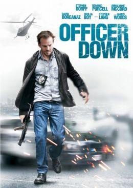 "Постер к фильму ""Офицер ранен"" /Officer Down/ (2012)"