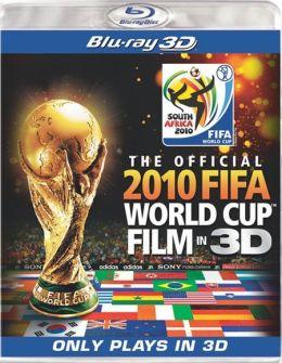 """Постер к фильму """"Официальный фильм Кубка Мира 2010 FIFA в 3D"""" /The Official 3D 2010 FIFA World Cup Film/ (2010)"""