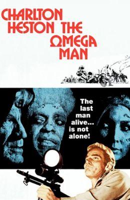 """Постер к фильму """"Человек Омега"""" /The Omega Man/ (1971)"""