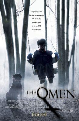 """Постер к фильму """"Омен"""" /The Omen/ (2006)"""